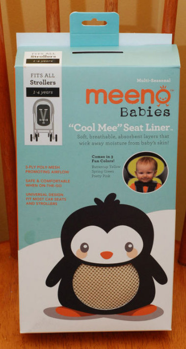 Meeno Babies Cool Mee Seat Liner Review And Giveaway