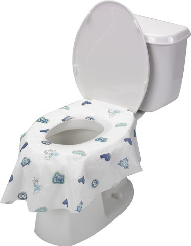 Potty Shields Extra Large Disposable Toilet Seat Covers Things That Make Pe