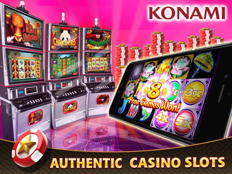 free casino slot machine games for fun