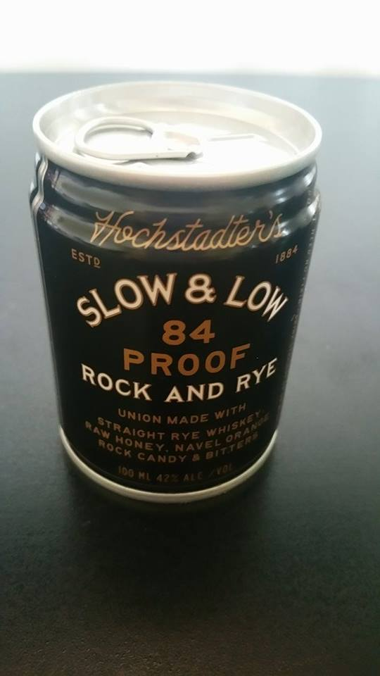 Bar Cocktails In A Can